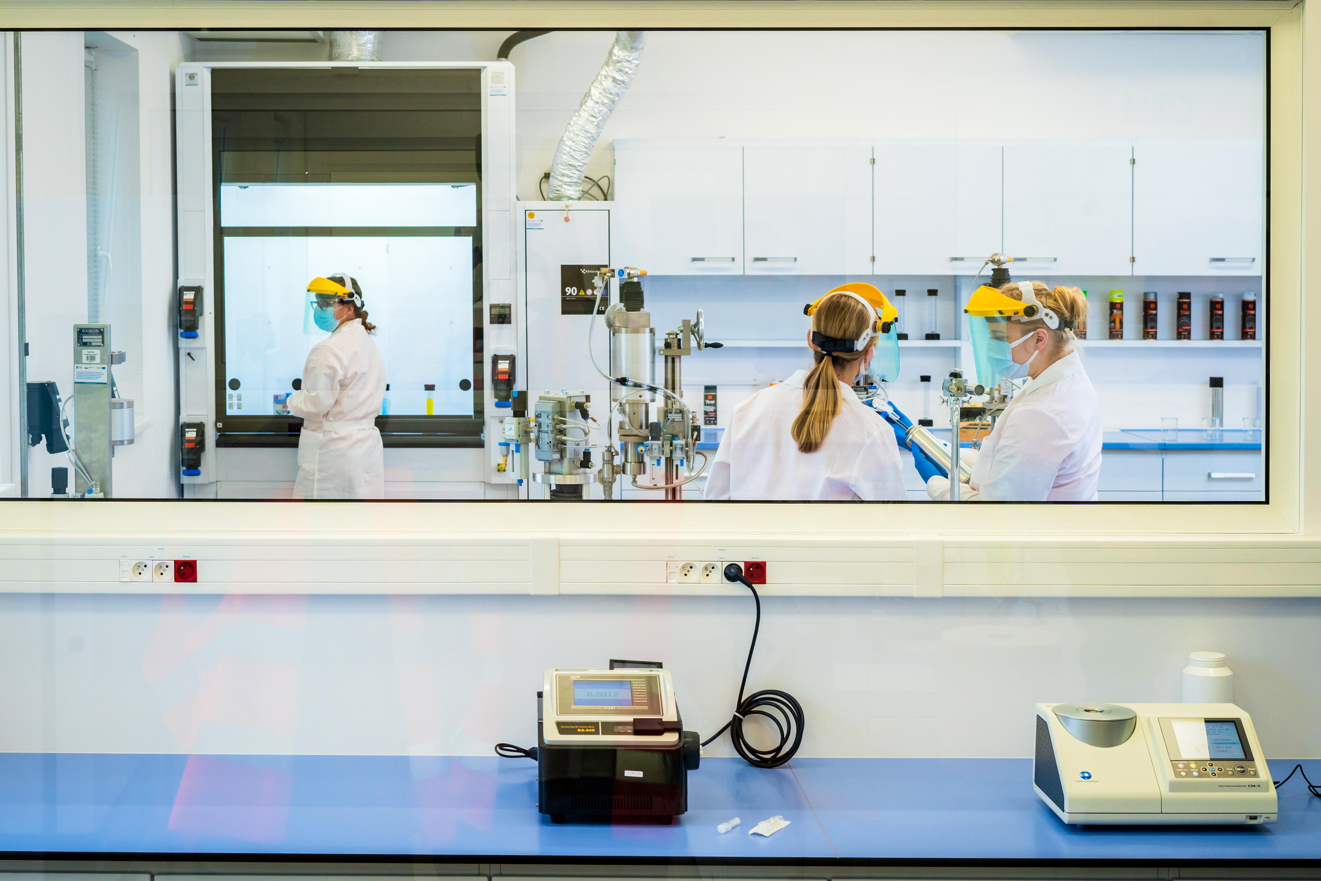Nowe laboratorium