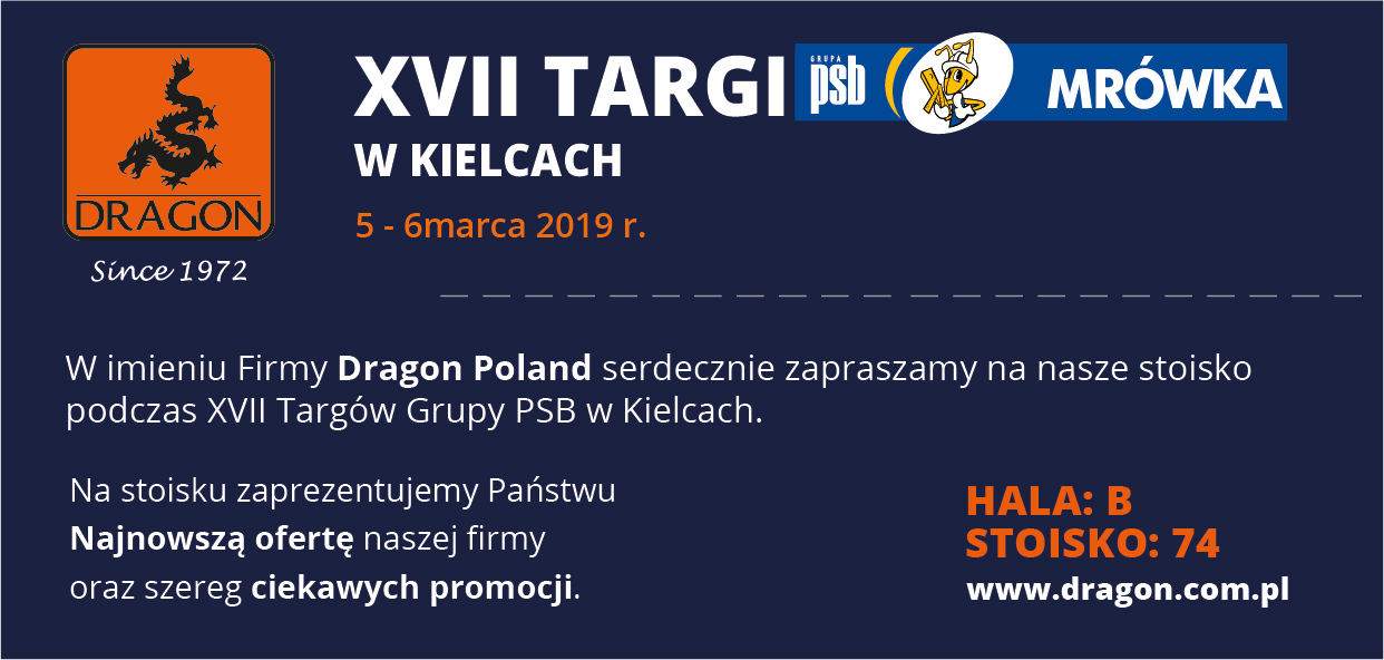 XVII Targi PSB Mrówka w Kielcach