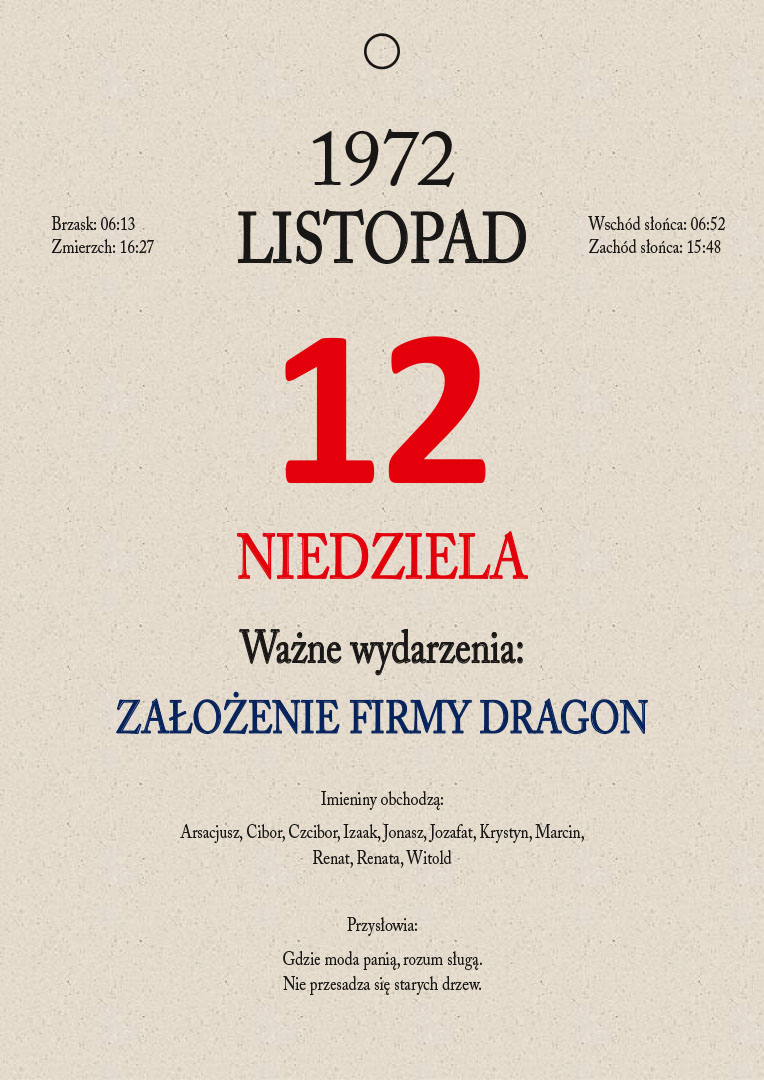Urodziny Dragon Poland